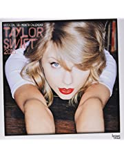 Taylor Swift 2016 Square 12x12 Wall Calendar