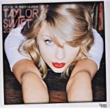 Taylor Swift 2016 Square 12x12 Wall Calendar