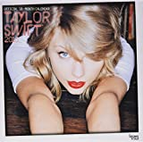 Taylor Swift 2016 Square 12x12 (Multilingual Edition)