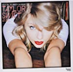 Taylor Swift 2016 Square 12x12 Wall C...