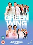 Green Wing - The Complete Series 1 & 2 (6 Disc Box Set) [DVD]