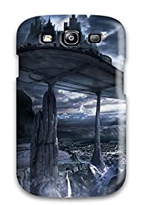 7286680K67267859 New Style Case Cover Game Scenes Wide Compatible With Galaxy S3 Protection Case