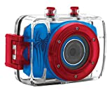 Spiderman 78346N 5MP Action Camera with 1-Inch LCD (Blue)