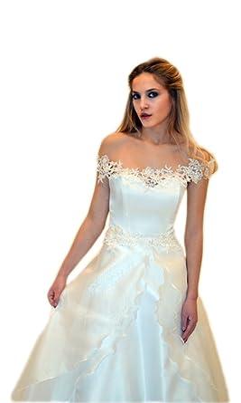 276de8740393 Abito da sposa sartoriale alta moda made in Italy (Mod. C 30 )Abiti ...