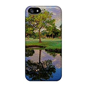 Anti-scratch And Shatterproof Beautiful Nature Phone Cases For Iphone 5/5s/ High Quality Cases