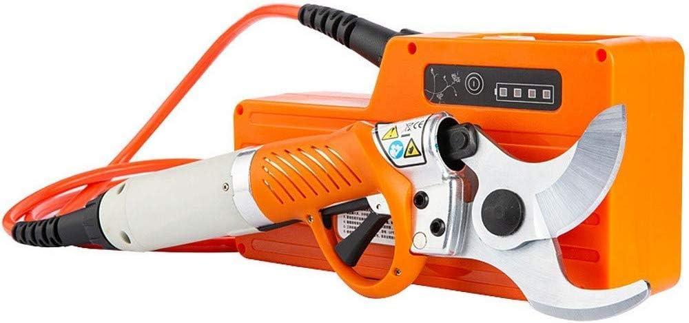 bater/ía de Litio Recargable 36V 450W 3,5 cm el/éctrica,3mm LLDKA Tijeras de podar el/éctricas Tijeras de jard/ín de /árboles frutales Tijeras de jard/ín inal/ámbricos
