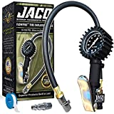 JACO FlowPro Tire Inflator with Pressure Gauge - 100 PSI