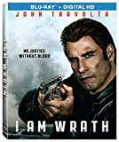 I Am Wrath [Blu-ray + Digital HD]
