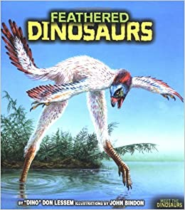Feathered Dinosaurs (Meet the Dinosaurs)