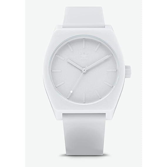Adidas Reloj Analógico para Hombre de Cuarzo con Correa en Silicona Z10-126-00