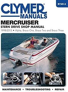 mercruiser stern drives 1992 2001 repair manual seloc rh amazon com Marine Boat Wiring Diagram Car Repairs