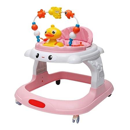 Andador Bebe HUYP Baby Walker Primeros Pasos Antivuelco Plegado ...