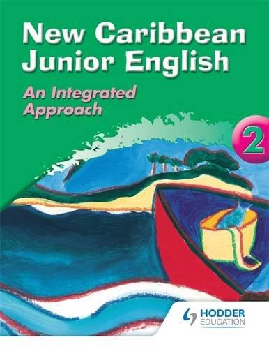New Caribbean Junior English Book 2