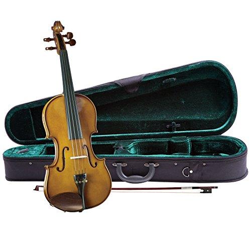Cremona SV-100 Premier Novice Violin Outfit - 1/2 Size by Cremona