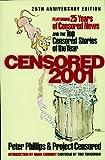 Censored 2001, Peter Phillips, 158322064X