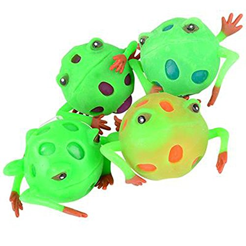 Frog Squeeze Ball