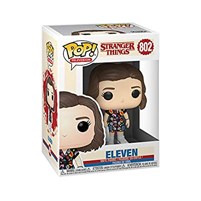 Funko Pop! Television: Stranger Things - Eleven in Mall Outfit: Toys & Games