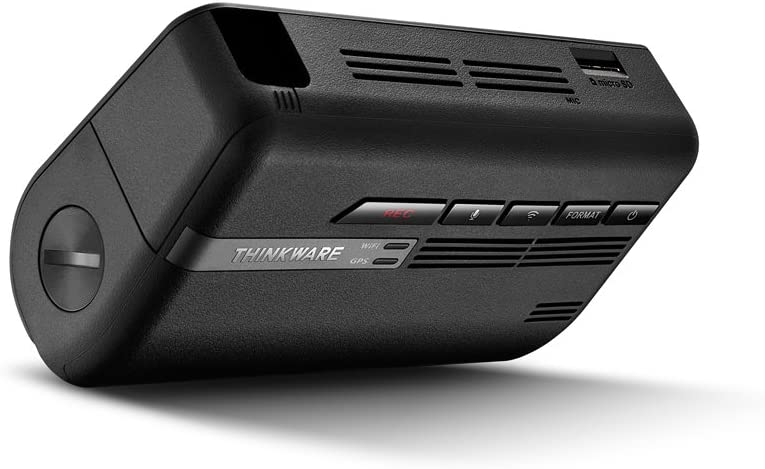 THINKWARE TW-F770D Dash Cam Bundle with Rear Cam