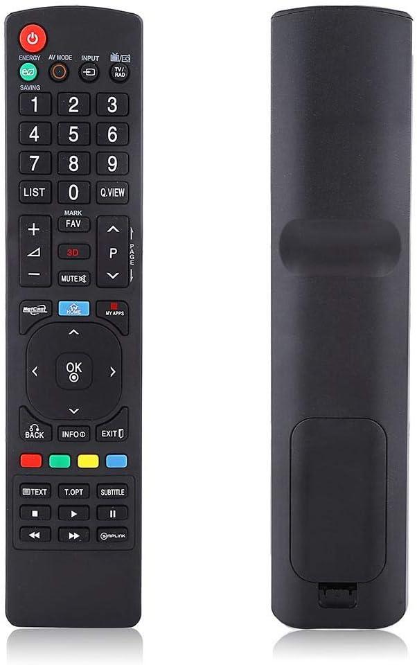 Vbestlife AKB72915238 Mando a Distancia para L G TV, L G Universal TV Remote para L G Smart LED LCD Digital TV AKB73295502 19LD350 19LD350UB 22LD350 UB 22LE5300 22LE5300UE: Amazon.es: Electrónica