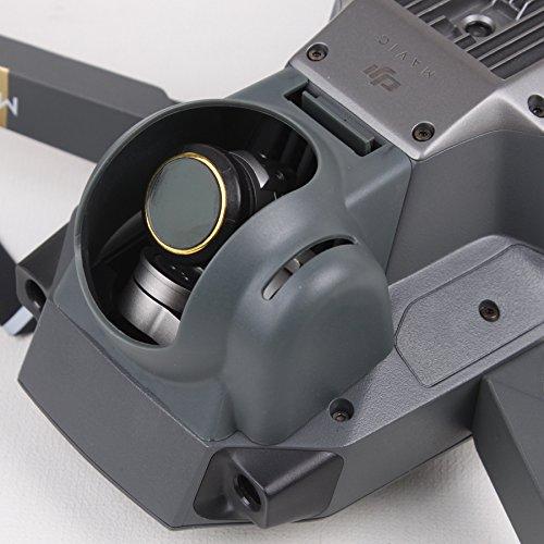 Kameraobjektiv SunHood Sunshade Anti-Glare-Kamera-Schutz für DJI Mavic Pro Drone