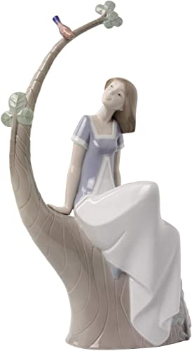 NAO A Lazy Afternoon. Porcelain Woman Figure.