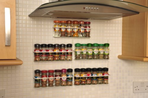 5 Way Spice Rack Why Not Mix And Match Your Own Design From The