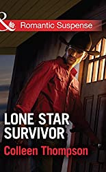 Lone Star Survivor (Mills & Boon Romantic Suspense)