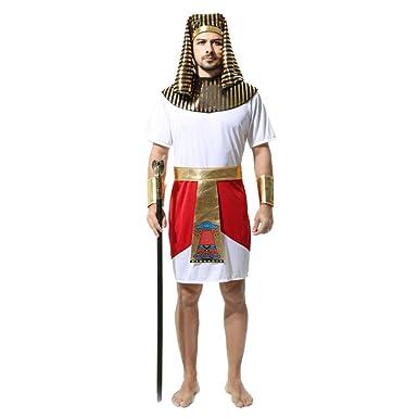 Zhuhaitf Medieval Fancy Dress Egipto Disfraces Fiesta Outfit para ...