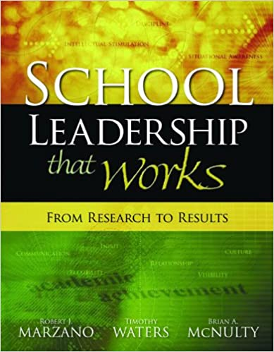 Amazon school leadership that works from research to results amazon school leadership that works from research to results ebook robert j marzano timothy waters brian a mcnulty kindle store fandeluxe Ebook collections