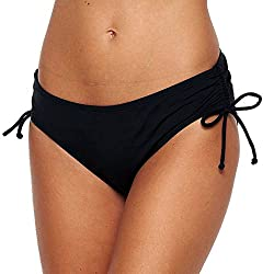 Apt. 9 Scoop Bottoms - Women's (Xxlarge, Black)