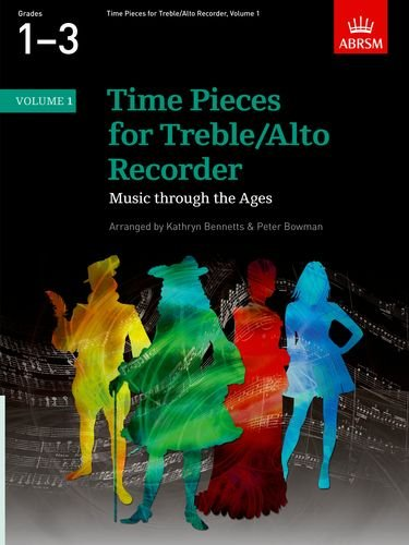Time Pieces for Treble/alto Recorder: v. 1