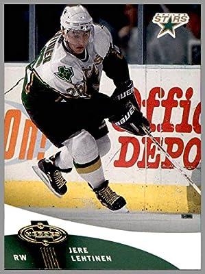 2000-01 Upper Deck Heroes #41 Jere Lehtinen DALLAS STARS