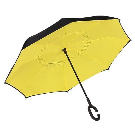 fc50da162f81 Umbrella Creative Reverse Umbrella Business Umbrella Men And Women ...