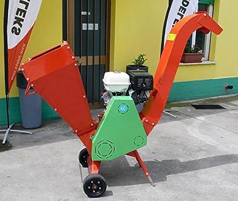 Trituradora de ramas con motor 15cv: Amazon.es: Bricolaje y herramientas