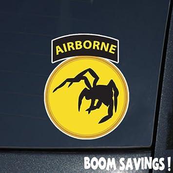 "ARMY 135TH INFANTRY REGIMENT TOOLBOX CAR BUMPER 4/"" STICKER DECAL"