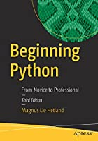 Beginning Python: From Novice to Professional, 3rd Edition Front Cover