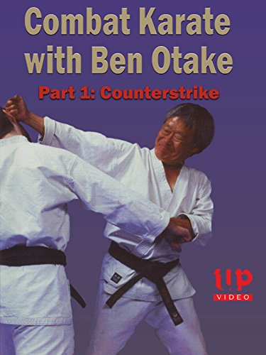 Series Traditional Counter - Combat Karate with Ben Otake 1 Counterstrike