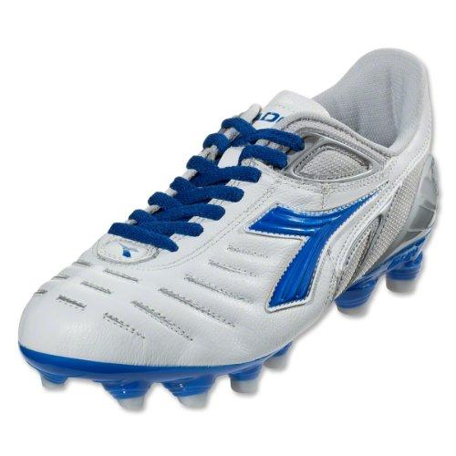 Women's Silver Soccer White Navy Cleat Diadora Maracana L Shoes dTpH8q
