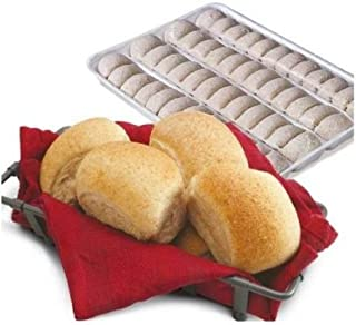 product image for Bridgford Foods Honey Wheat Ranch Yeast Roll Dough, 1.5 Ounce -- 240 per case.