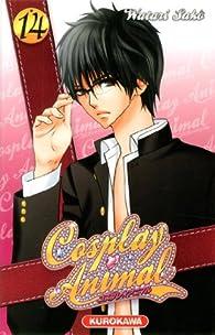 Cosplay Animal, tome 14 par Watari Sakô