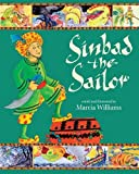Sinbad the Sailor by Marcia Williams front cover