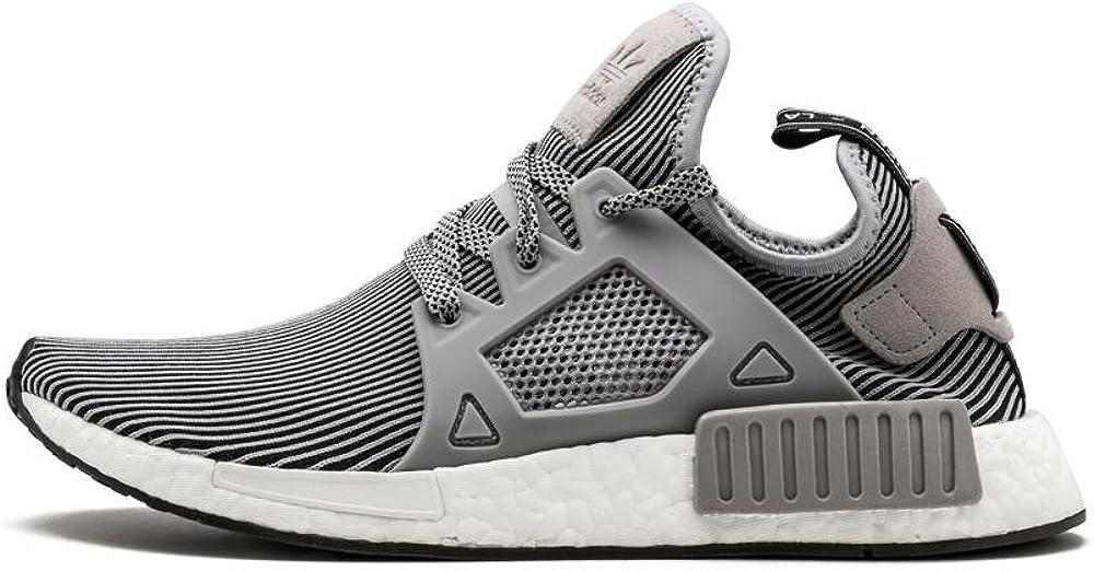 adidas Men's NMD X Grey/White S32218 (Size: 10)