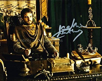 GETHIN ANTHONY as Renly Baratheon - Game Of Thrones Genuine Autograph