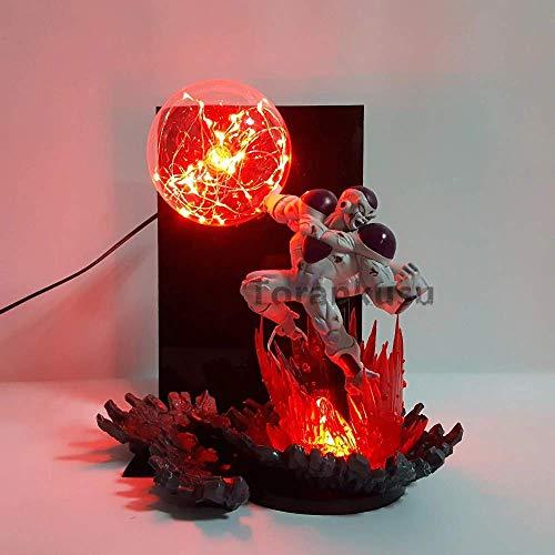 Dragon Ball LED Light Figure Freeza - Dragon Ball Action Figure Freeza Frieza Led Lamp Model Toys