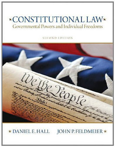 Download Constitutional Law: Governmental Powers and Individual Freedoms (2nd Edition) Pdf