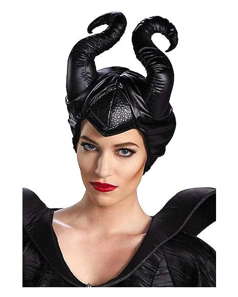 Horror-Shop copricapo Maleficent  Amazon.it  Giochi e giocattoli fcb2ae54394f