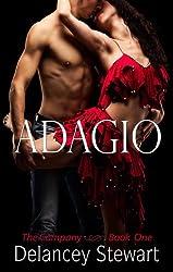 Adagio: A Hot Ballet Romance (The Company Book 1)