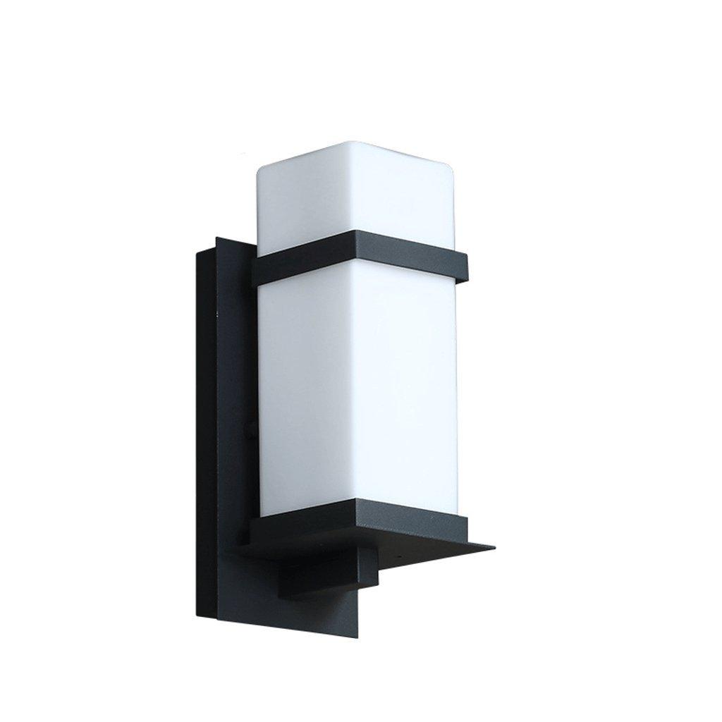 Applique per esterni Esterni impermeabili Semplice LED creativo (dimensioni   32 centimetri)