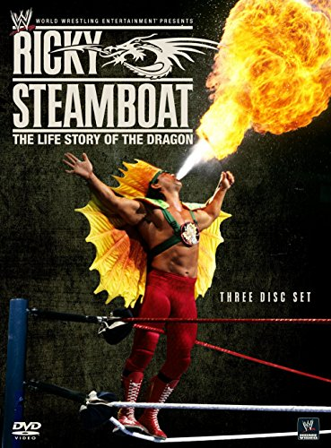 Ricky Steamboat: The Life Story of the Dragon (Macho Man Randy Savage Best Matches)