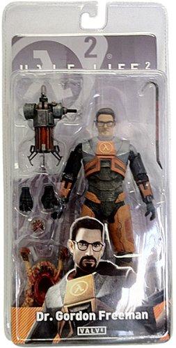 "NECA - Half-Life 2 - 7"" Scale Action Figure - Dr. Gordon Freeman"
